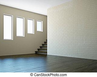 Fabulous Treppenhaus, fenster. Ausschnitt, datei, hölzern, entfernen XC58