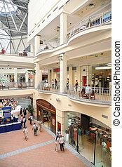 trh středisko