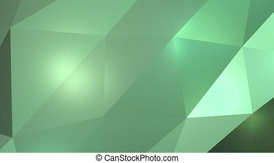 triangle, coloré, modèle, résumé, onduler, fond, surface., 3d