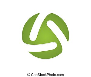 triangle Logo Template