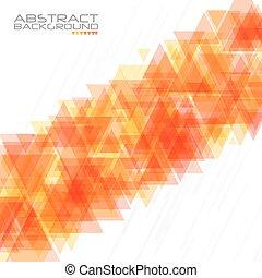 triangles., 珍しい, ビジネス, message., 色, 抽象的, 現代, カバー, 重なり合う, あなたの, 形, プレゼンテーション, 技術, バックグラウンド。, テンプレート, 幾何学的, app, ∥あるいは∥