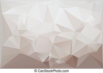 triangles., 背景, 幾何学的, ビジネス, illustration., 抽象的, polygonal, 手ざわり, ベクトル, バックグラウンド。