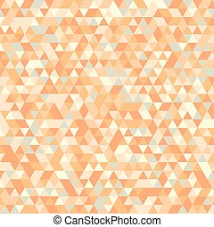 triangles pattern background