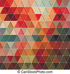 Triangles Pattern