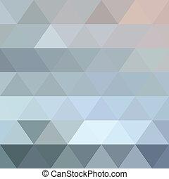 triangoli, grigio, astratto, geometrico, fondo