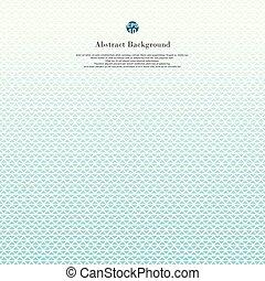 triangolo blu, onda, modello, astratto, linee, superficie, acqua, semplice, ondulato