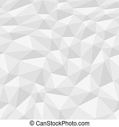 triangulated, bianco, sfondo nero, poly