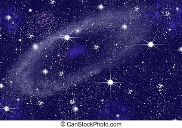 triangulum, 銀河