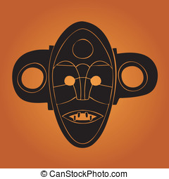 Tribal African Tattoo