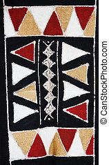 Tribal art - Tribal craft, traditional african motifs ...