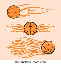Tribal Basketballs