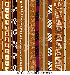 Tribal Colorful seamless texture