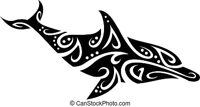tribal, dauphin