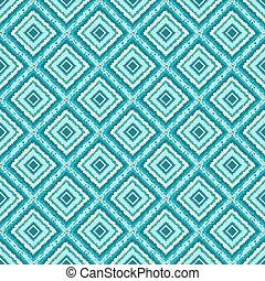 tribal seamless squares