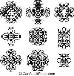 Tribal Tattoo Design