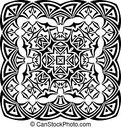 Tribal Tattoo Design