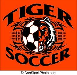 tiger soccer