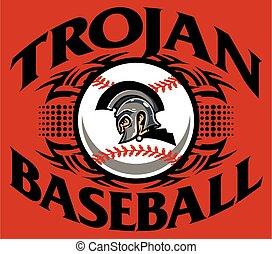 trojan baseball