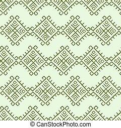 Tribal vintage pattern