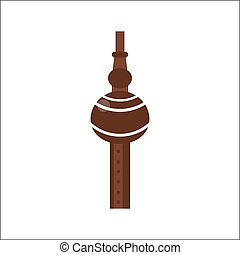 Tribal wooden flute pipe vector. - Tribal flute pipe music...