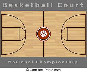 tribunal baloncesto