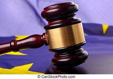tribunal, européen