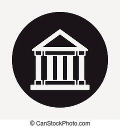 tribunal, icono