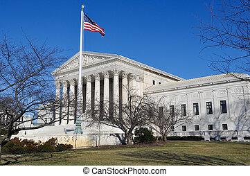 tribunal supremo, edificio