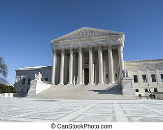 tribunal supremo, edificio, washington dc