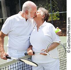 tribunal, tenis, amor