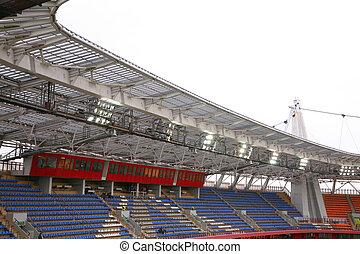 tribune, estadio