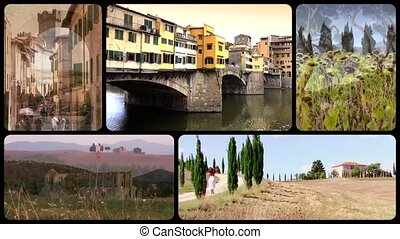 Tribute to wonderful tuscany - Wonderful tuscany montage....