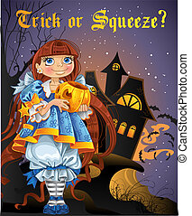 Trick or squeeze