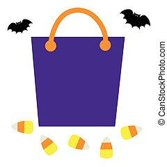 Trick or Treat Goodie Bag