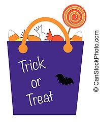 Trick or Treat Goodies