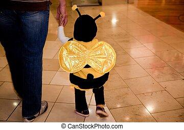 Trick or Treat - Trick-or-treating is a custom for children...