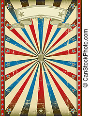 tricolor, retro, achtergrond, textured