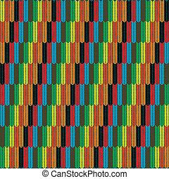 tricoté, coloré, texture