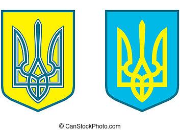 tridente, ucranio