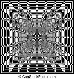 tridimensionnel, structure