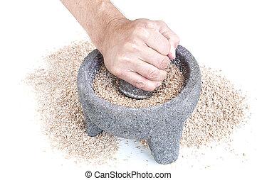 trigo, molienda