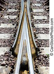 trilhas estrada ferro