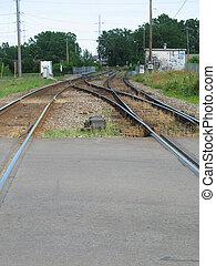 trilhas trem