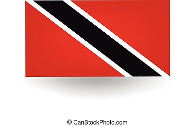 Trinidad And Tobago Flag - Official flag of Trinidad and...