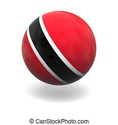 Trinidad and Tobago flag - National flag of Trinidad and...