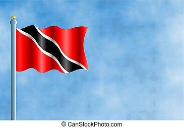 Trinidad and Tobago - National flag of Trinidad and Tobago.