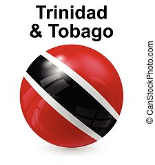 trinidad and tobago state flag - trinidad and tobago...