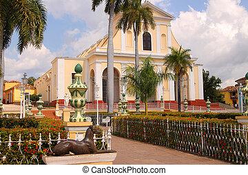 Trinidad, Cuba architecture - Beautiful Colonial ...