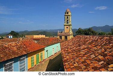 trinidad, iglesia, cuba