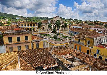 trinidad, pueblo, cuba